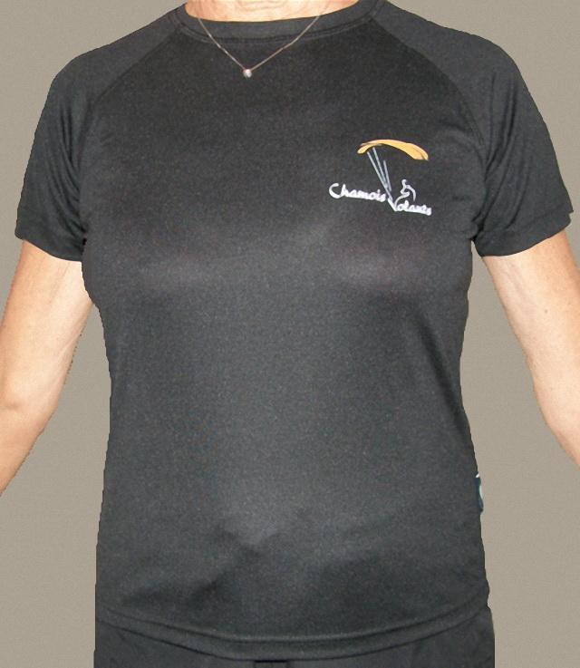 T-Shirt, modèle femme.